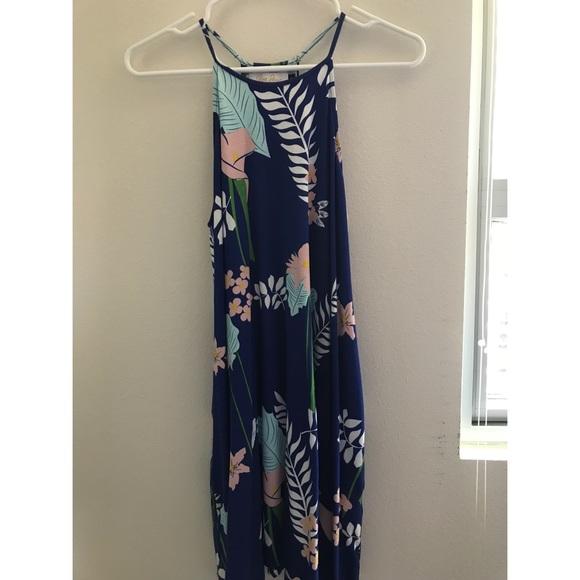 97f8dc2a44f1e Ava Sky Dresses & Skirts - Ava Sky Dress Seneca in Vintage Aloha **RARE